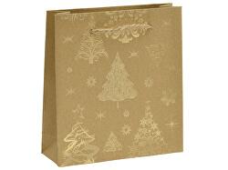 Vánoční dárková taška KX-98/AU