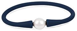 Sportovní perlový náramek modrý JL0342