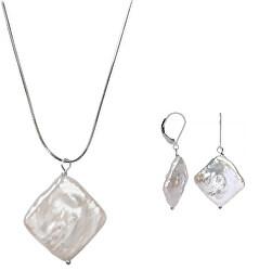 Zvýhodněná souprava šperků JL0391 a JL0392 (náušnice, náhrdelník)