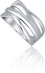 Elegantní stříbrný prsten SVLR0250XH200