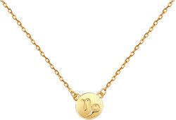 Pozlacený náhrdelník s přívěskem Kozoroh SVLN0165XF3GOKO