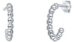 Cercei semicirculari minimaliști din argint SVLE0705XH20000