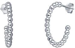 Cercei semicirculari minimaliști din argint SVLE0742XH20000