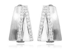 Stříbrné náušnice se zirkony SVLE0269SH8BI00