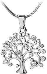 Ciondolo in argento con zirconi Albero della vita SVLP0595XH2BI00