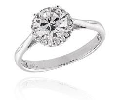 Stříbrný prsten s krystaly SVLR0209XH2BI