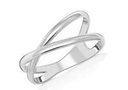 Stylový stříbrný prsten SVLR0252XH200