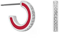 Kruhové náušnice s krystaly 5545294