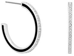 Kruhové náušnice s krystaly 5545297