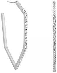 Luxusní náušnice s krystaly 5512278