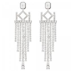 Luxusní náušnice s krystaly Chain Chendelier 5512207