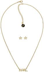 Luxusní sada Karl Star 5512308 (náhrdelník, náušnice)