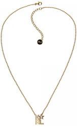 Pozlacený náhrdelník Bold Star Logo 5483568