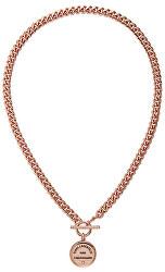 Slušivý náhrdelník s výrazným logem 5545255