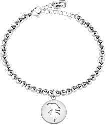 Guličkový náramok s ozdobou Dievčatko LPS05AQL01