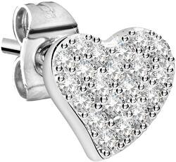 Single náušnice Srdce LPS02ARQ11