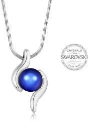 Módny náhrdelník PEARL WAVE