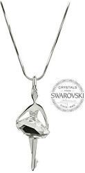 Originálny náhrdelník Baletka Crystal