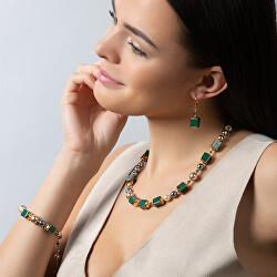 Honosný náhrdelník Lake Fairy z perel Lampglas NCU30