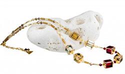 Mimořádný náhrdelník Her Majesty z perel Lampglas NCU3