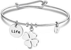 Brățară fixă din oțel Happy Life LS2019-2/5