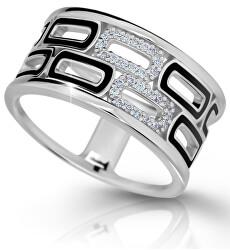 Exklusivní stříbrný prsten M11073
