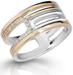 Originální stříbrný prsten M11076