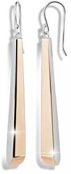 Pozlacené stříbrné náušnice M26015