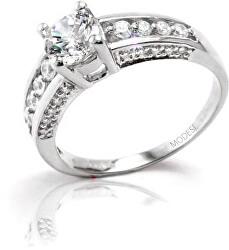 Luxusný strieborný prsteň Q16851-1L