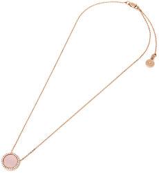 Bronzový náhrdelník so zdobeným príveskom MKJ4330791