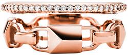 Modern dupla ezüst gyűrű MKC1025AN791