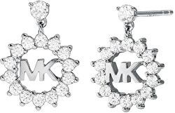 Nádherné stříbrné náušnice MKC1254AN040