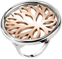 Bicolor prsten Strom života Loto SATD15