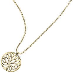 Dámský náhrdelník s krystaly Strom života Loto SATD25 (řetízek, přívěsek)