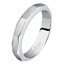 Elegantný oceľový prsteň Motown SALS64