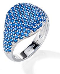 Elegantný strieborný prsteň Tesoro SAIW12