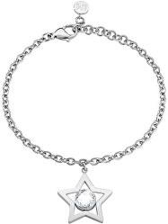 Hvězdný ocelový náramek Cosmo SAKI07