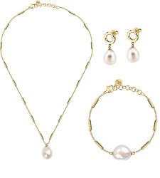 Luxusní zvýhodněná sada šperků Oriente SARI03, SARI04, SARI07 (náhrdelník, náramek, náušnice)
