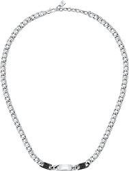 Masszív acél nyaklánc férfiaknakCatene SATX01