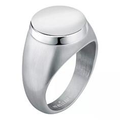 Moderní ocelový prsten Motown SALS63