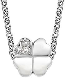 Oceľový náhrdelník Drops Jewel SCZ669