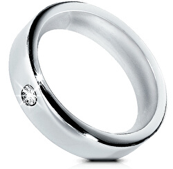Ocelový prsten Love Rings S8515 - SLEVA