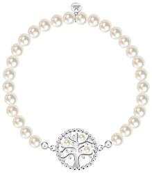 Náramek z pravých perel Strom života Gioia SAER39