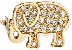 Pozlátený slon na náramky SENSAZIONE SAJT20