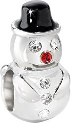 Oceľový prívesok Drops Christmas Snowman SCZ296