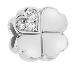 Ciondolo in acciaio Drops Fourleaf Clover SCZF5