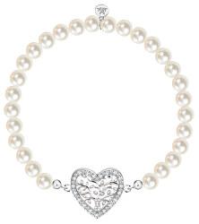 Romantický náramek z pravých perel Strom života Gioia SAER40