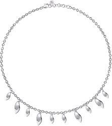 Stříbrný náhrdelník Foglia SAKH43