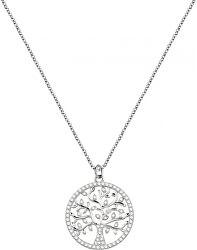 Stříbrný náhrdelník Strom života Albero Della Vita SATB01 (řetízek, přívěsek)