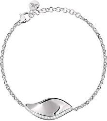 Stříbrný náramek Foglia SAKH37